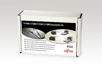 Consumable Kit for Fujitsu Scanners - CON-3670-002A