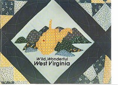 dd- TWO Late 1970's Visit Vacation WEST VIRGINIA Official Travel Guides & Maps
