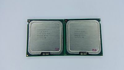 Matched Pair of Intel Xeon X5355 2.66 GHz Quad-Core SL9YM Processor w/Grease