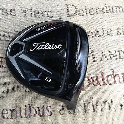 Titleist 915 D2 12 Degree Head Very Nice Condition Direct From Pro Shop