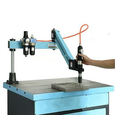 Vertical Type Cantilever Pneumatic Air Tapper Machine M3-M12 Working Area 1000mm