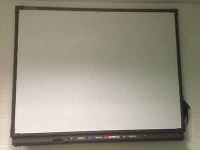 SmartBoard SB580 153cm wide x 123cm high Including Cable
