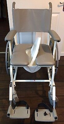 Freeway T70 Commode Shower Chair