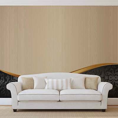 WALL MURAL PHOTO WALLPAPER XXL Abstract Pattern Vintage (2031WS)