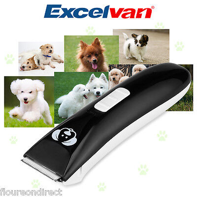 Professionale Pet Animali Cane Gatto Elettrica Kit Grooming Hair Trimmer Pulizia