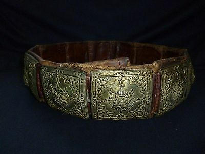 antique belt of the Ottoman Empire UNIQUE BELT Extremely rare BELT #1