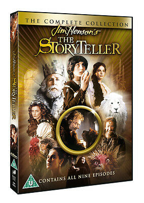 Jim Henson's the Storyteller: Complete Collection [DVD]