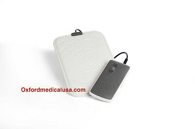 PEMF OMI Pad  Pulsed Magnetic Field Therapy Portable Travel Battery Operated