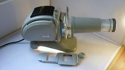 Projector Plank Enna Munchen 1:3.5/150mm Made in Western Germany Fully Working