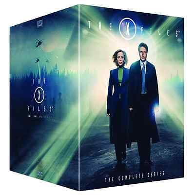 STV *** THE X-FILES - La Serie Completa (62 Dvd) *** sigillato