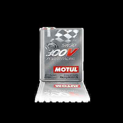 Huile Motul 300V Power Racing 5W30 2L