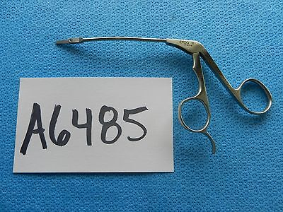 R Wolf Surgical ENT Right Curved Ergoline Nasal Scissors 8211.251