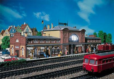 Faller 110115 Railway station Mittelstadt #new original packaging##