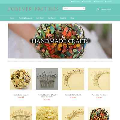 Arts, Crafts and wedding accessories Business for Sale