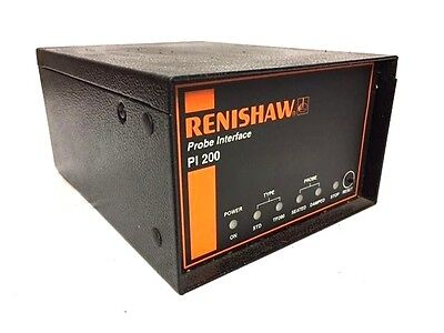 Renishaw PI 200 Probe Interface Controller