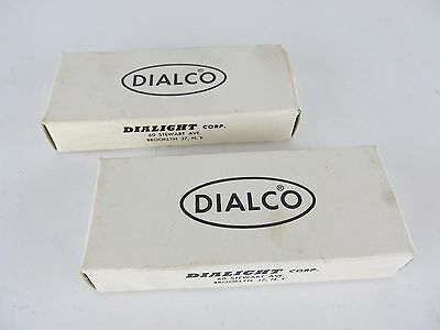 Lamp Bulb Light Dialco 521-9058 QTY 10, Sale is for one box.