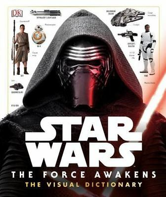 Star Wars: the Force Awakens Visual Dictionary by Pablo Hidalgo NEW