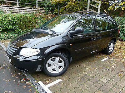 2008 Chrysler Voyager 2.8 CRD Executive 5dr Automatic