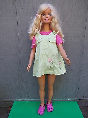 My Size Barbie, 3' Tall, Wardrobe, Bathing Suit, Dresses, Nightgown, Pants, Tops