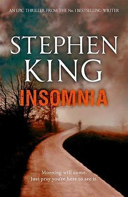 NEW Insomnia By Stephen King Paperback Free Shipping