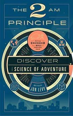 NEW The 2am Principle By Jon Levy Paperback Free Shipping