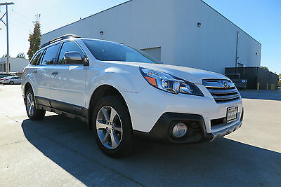 2014 Subaru Outback 2.5i Limited Special Appearance with EyeSight 2014 Subaru Outback 2.5i Limited Special Appearance. EyeSight, Winter Package!