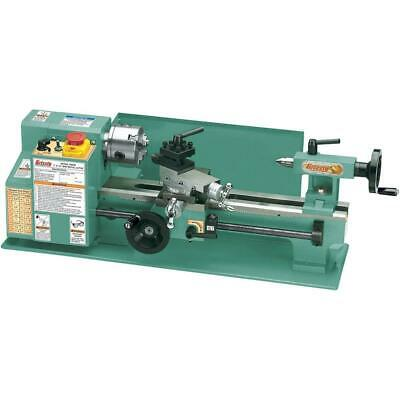 "G8688 Grizzly 7"" x 12"" Mini Metal Lathe"