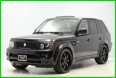 2012 Land Rover Range Rover Sport HSE 2012 HSE Used 5L V8 32V Automatic 4WD SUV Premium