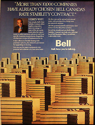 Bell - Vintage 1984 Ad - Advertising