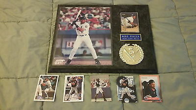 MIKE Piazza plaque