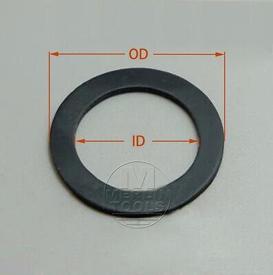 Select Size ID 180mm-200mm VMQ Silicone O-Ring Gaskets Washer 4mm Thick DORL/_A