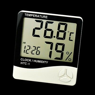 Portable Digital LCD Electronic Temperature Humidity Meter