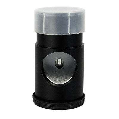 """Top 1.25"""" Collimating Eyepiece for Telescope Short Version Metal body Crosshair"""