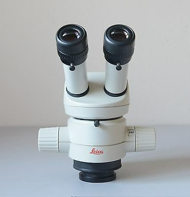 Leica MS5 Microscope with 10445111 10x/21B eyepieces and 10411589 1.0x Objective
