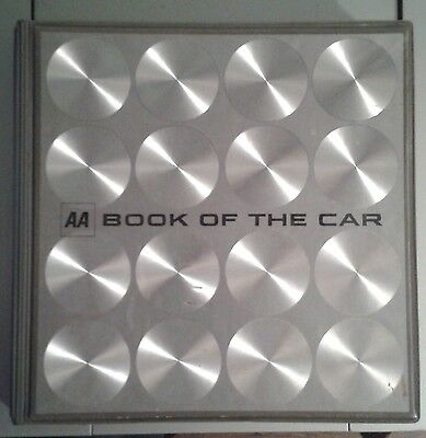 AA Book of the Car (Hardback Manual Second Edition, 1974)