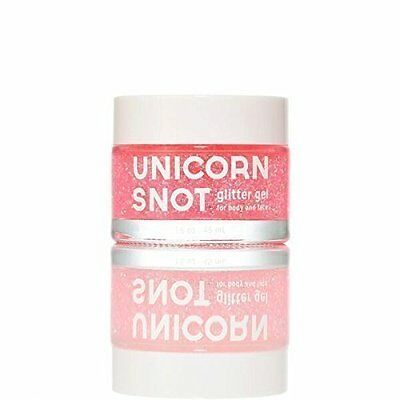 Unicorn Snot Glitter Gel for Body and Face - Pink, 1.7 oz