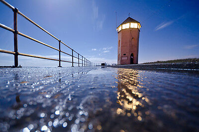 Wall Art Batemans Tower Brightlingsea Mounted 12 x 8 Photograph on 16 x 12 mount