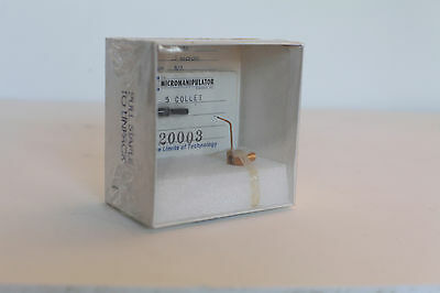 Micromanipulator Coaxial Probe Holder 5 Collet 0.5 Microns 44-SMA-1800 10320003