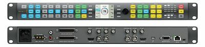 Blackmagic Teranex 2D Processor: Up/Down/Cross Standards Conversion, Thunderbolt