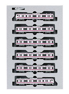 New N Gauge 10-862 E233 System 5000 Series Keiyo Line 6 Both Basic Set