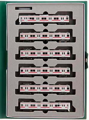 New N Gauge 10-429 Series 205 Keiyo Final Organized 6-Car Basic Set