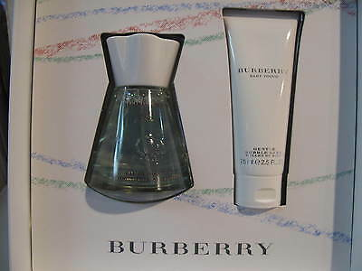 "BURBERRY "" BABY TOUCH GENTLE ""  edt. 100ml. + bubble bath 75ml."
