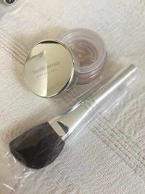 Bare Minerals BB Advanced Performance  Mineral Veil 1.5g Limited Edition + Brush