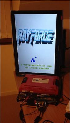RAYFORCE Taito F3 Conversion Cartridge including Motherboard