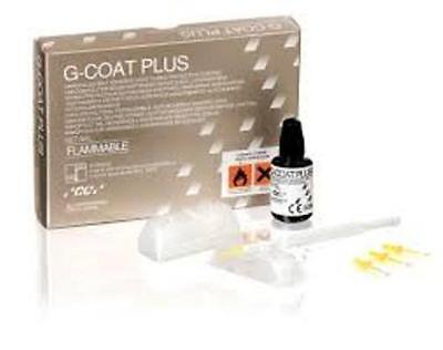GC G-COAT PLUS 4 ml Only Light Cured Protective Clear Coating