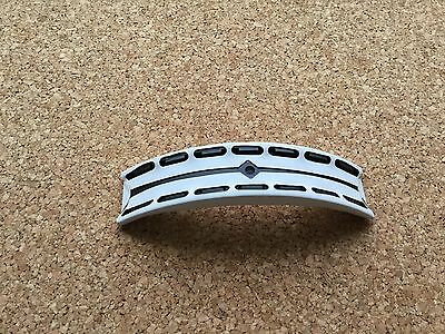 Replacement top Headband Rubber Cushion For Monster Beats Studio By Dr Dre WHITE