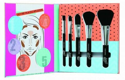 Sunkissed Beautiful Bronze Tools Of The Trade Gift Set 1 Foundation Brush + 1 Bl