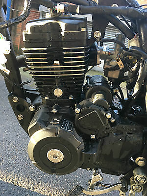 Lexmoto Zsa 125 Complete Running Engine  With Starter Motor Very Low Mileage