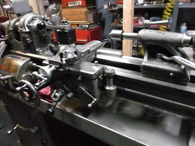 """SOUTH BEND HEAVY """"10"""" TOOLROOM LATHE fully loaded with tooling SACRIFICE"""