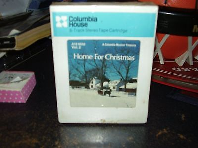 CHRISTMAS 8 Track Tape 100%  SEALED